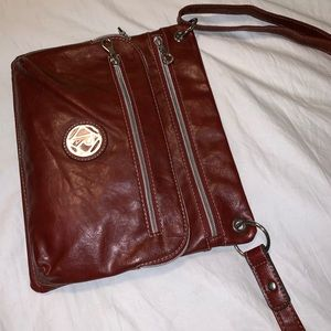 "NWOT RELIC crossbody bag. 9"" height x 11"" wide"